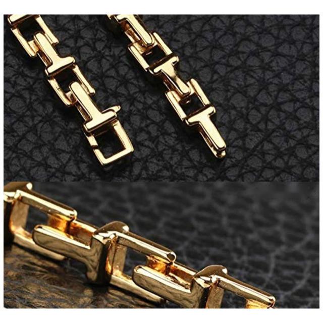 Tiffany & Co.(ティファニー)の18金仕上げ Tチェーンブレスレット ゴールド 金 メンズ ブレスレット メンズのアクセサリー(ブレスレット)の商品写真