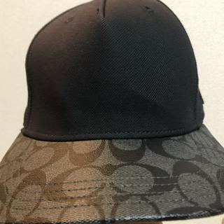 コーチ(COACH)のCOACHキャップ 帽子(キャップ)