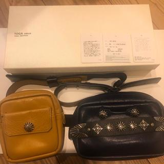 トーガ(TOGA)のトーガ toga ベルトバック metal belt bag(ボディバッグ/ウエストポーチ)
