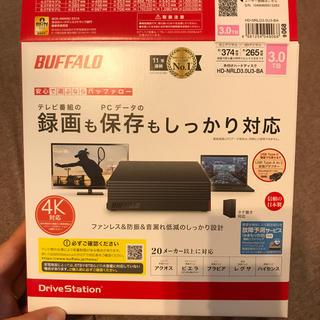Buffalo - バッファロー ハードディスク