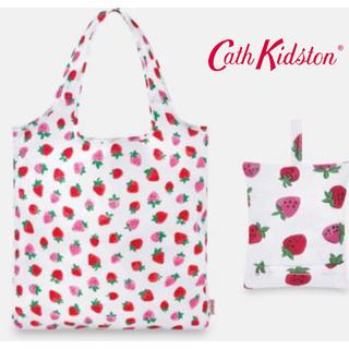 Cath Kidston - 【値引き☆】【新品】キャスキッドソン エコバッグ ハンドバッグ