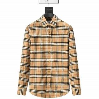 バーバリー(BURBERRY)のチェックシャツ バーバリーシャツ 大人気 (シャツ/ブラウス(長袖/七分))