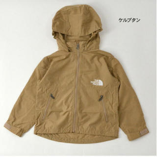 THE NORTH FACE - 新品★ノースフェイス コンパクトジャケット キッズ 150★