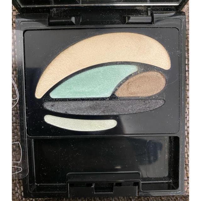 AUBE couture(オーブクチュール)のオーブクチュール  デザイニングインプレッションアイズ 556 コスメ/美容のベースメイク/化粧品(アイシャドウ)の商品写真