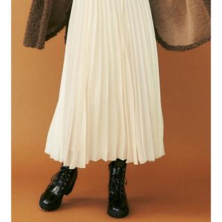 ダズリン(dazzlin)のdazzlin ダズリン パネルカラープリーツスカート(ロングスカート)