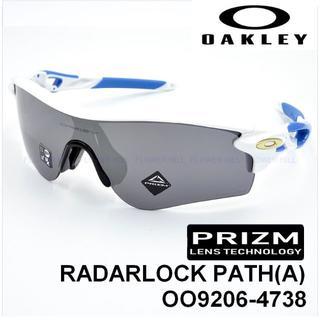 Oakley - OAKLEY オークリー レーダーロックパス プリズムブラックイリジウム