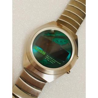 フォッシル(FOSSIL)の限定500本 1997年製 FOSSIL トイストーリー腕時計 フォッシル(腕時計(デジタル))