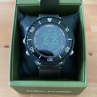 セイコー(SEIKO)のSEIKO プロスペックス ジャーナルスタンダード別注(腕時計(デジタル))