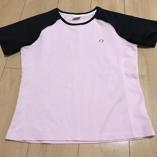 イオンスポーツ(EonSportsVR)のTシャツ イグニオ ignio 半袖 ピンク(ウェア)