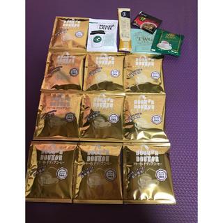 ◆新品未開封◆DOUTOR COFFEEドリップコーヒーなど15点(コーヒー)