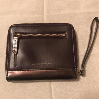 トゥモローランド(TOMORROWLAND)のwant 2つ折り財布(財布)