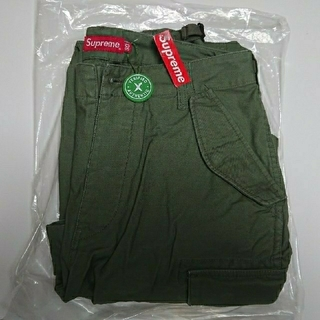 Supreme - Supreme(20SS week1)Cargo Pant Olive W30