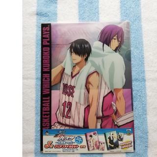 バンプレスト(BANPRESTO)の黒子のバスケ 一番くじ J賞 クリアファイルセット(クリアファイル)