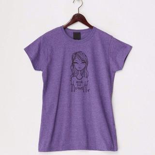 アナスイ(ANNA SUI)の新品★ANNA SUI(アナスイ) annasuiガール プリントTシャツ(Tシャツ(半袖/袖なし))