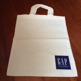 ギャップ(GAP)のGAP オリジナル エコバッグ(エコバッグ)