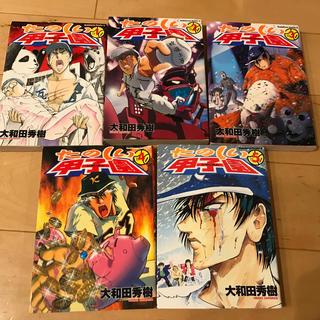 カドカワショテン(角川書店)のたのしい甲子園全5巻セット(全巻セット)