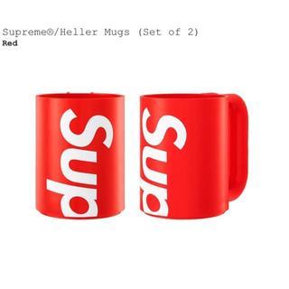 シュプリーム(Supreme)のSupreme®/Heller Mugs シュプリーム(グラス/カップ)