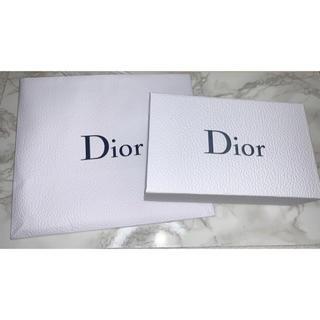 ディオール(Dior)の人気商品 Dior ディオール ショップ袋 空箱 セット 美品(ショップ袋)