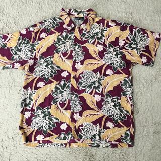 パタゴニア(patagonia)のパタゴニア ACシャツ アロハシャツ(シャツ)