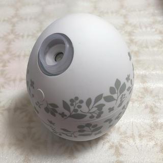 アフタヌーンティー(AfternoonTea)のタマゴ型 USB 加湿器(加湿器/除湿機)