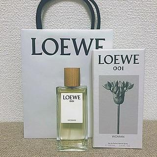 ロエベ(LOEWE)のLOEWE 001 WOMAN  EDP 100ml(香水(女性用))