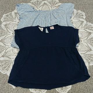 ザラキッズ(ZARA KIDS)のzarakids2枚セット ベビー服 子供服 上着 80 90 86(Tシャツ)