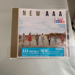 AAA - AAA NEW CDシングル