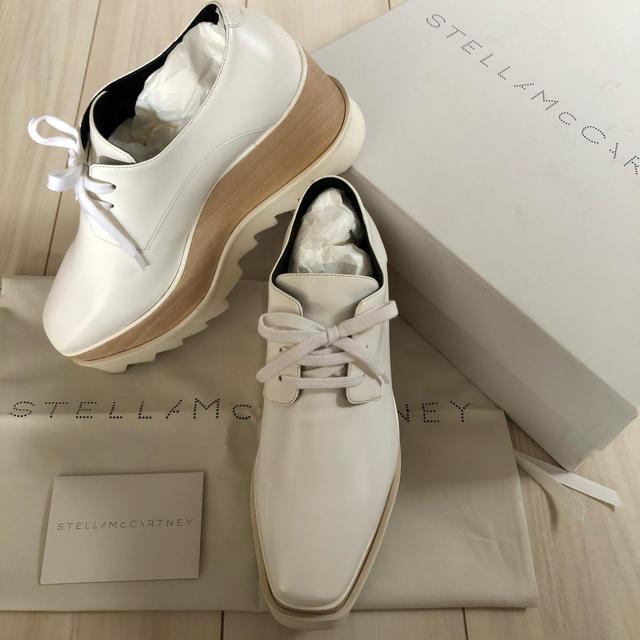 Stella McCartney(ステラマッカートニー)のステラマッカートニー  靴 エリス シューズ 35 レディースの靴/シューズ(ローファー/革靴)の商品写真