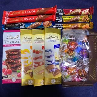 リンツ(Lindt)のリンツ チョコレート 詰め合わせ(菓子/デザート)