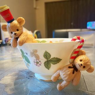 タリーズコーヒー(TULLY'S COFFEE)のタリーズ  限定フィギュア(ノベルティグッズ)