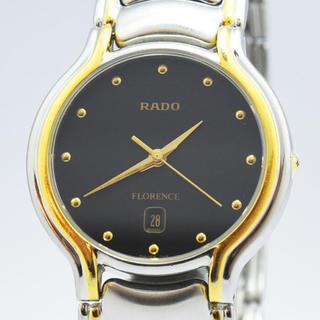 ラドー(RADO)のラドー メンズ RADO FLORENCE 129.3644.4 SS クォーツ(腕時計(デジタル))