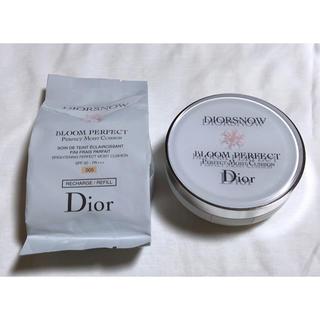 Dior - Dior スノー ブルーム パーフェクトクッション