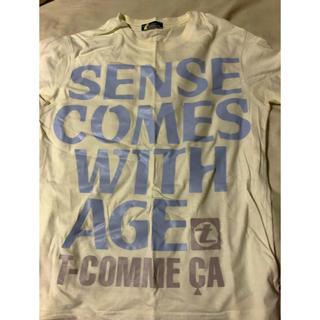 コムサメン(COMME CA MEN)のT-COMME CA  Tシャツ(Tシャツ/カットソー(半袖/袖なし))