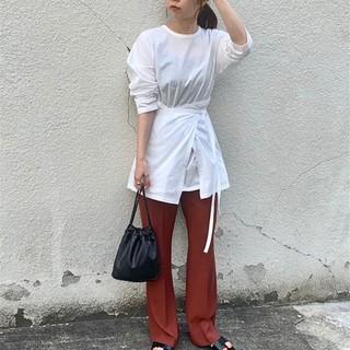 CAPRICIEUX LE'MAGE - マルチBIG Tシャツ