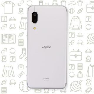 アクオス(AQUOS)の【B】AQUOSsense3lite/SH-RM12/64/SIMフリー(スマートフォン本体)