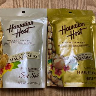 2種‼️MAUNALOA マウナロア マカダミアナッツ ハニー&シーソルト(菓子/デザート)
