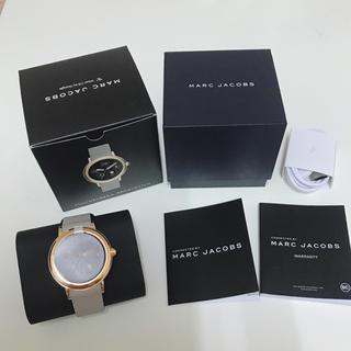 マークジェイコブス(MARC JACOBS)の美品✩MARC JACOBS スマートウォッチ(腕時計(デジタル))
