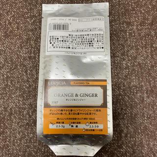 ルピシア(LUPICIA)のルピシア フレーバードティー(紅茶)オレンジ&ジンジャー50g(茶)
