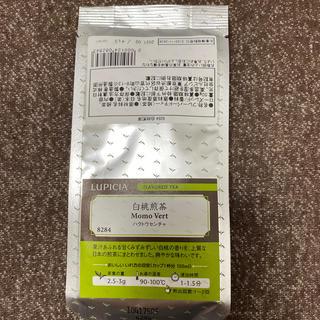 ルピシア(LUPICIA)のルピシア フレーバードティー(緑茶)白桃緑茶50g(茶)
