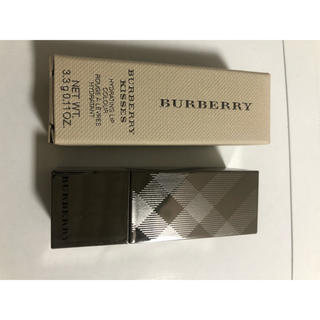 バーバリー(BURBERRY)のバーバリーキス 45クラレットピンク(口紅)