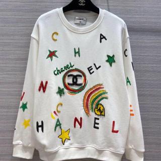 CHANEL - ⁂ シャネル スウェット トレーナー L