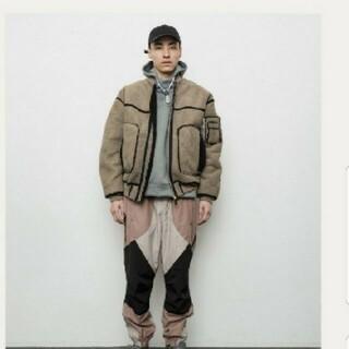Balenciaga - 定価44000円 bal FAUX SHEARING BOMBER JACKET