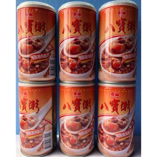 穀物入りデザート 八宝粥 10罐セット(菓子/デザート)
