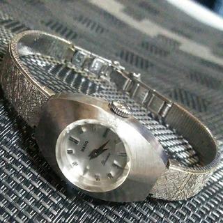 ラドー(RADO)のRADO DURANCE レディース 手巻き アンティーク腕時計(腕時計)