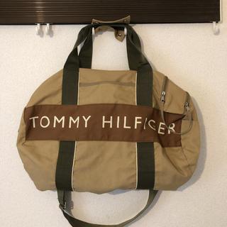 トミーヒルフィガー(TOMMY HILFIGER)のトミーヒルフィガーのボストンバッグ(ドラムバッグ)