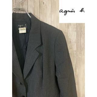 アニエスベー(agnes b.)のサイズ1 アニエスベー テーラードジャケット(テーラードジャケット)