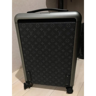 ルイヴィトン(LOUIS VUITTON)の美品 ルイヴィトン  スーツケース キャリーバック ホライゾン55(トラベルバッグ/スーツケース)
