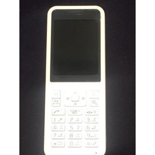 Softbank - 【未使用】ソフトバンク プリペイド携帯