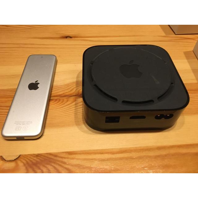 Apple(アップル)のApple TV 4K 64GB  アップルTV スマホ/家電/カメラのテレビ/映像機器(その他)の商品写真