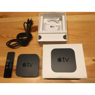 Apple - Apple TV 4K 64GB  アップルTV